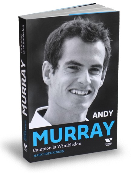 Andy Murray. Campion la Wimbledon