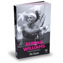Serena Williams. Pe linie