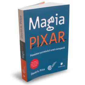 Magia Pixar