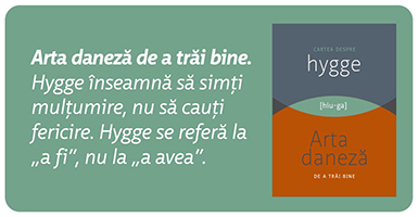 Cartea despre HYGGE