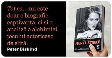 Tot ea... Becoming Meryl Streep