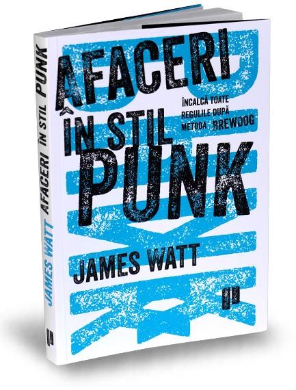 Afaceri în stil punk