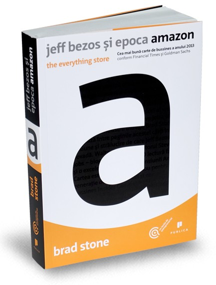 Jeff Bezos și epoca Amazon