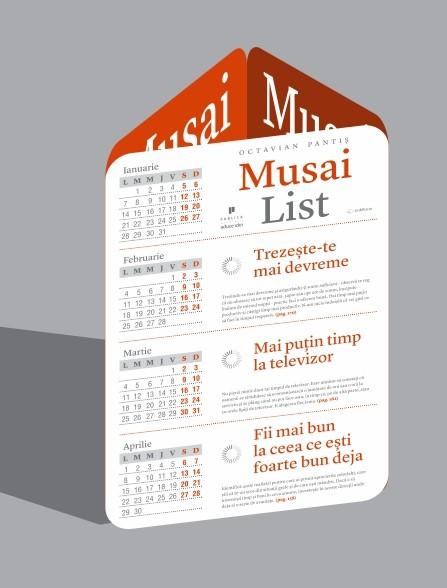 CADOU - Calendarul Publica 2013