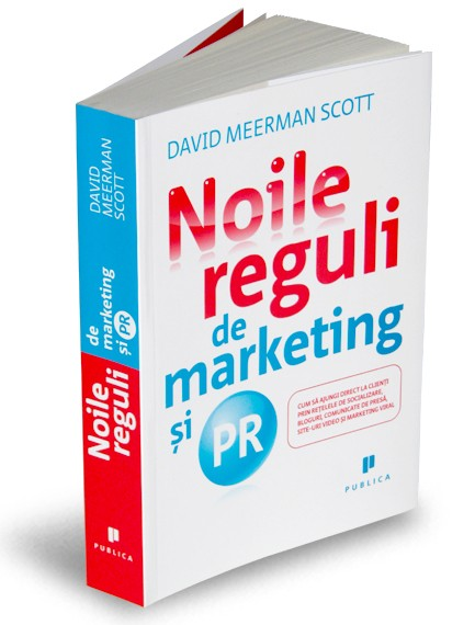 Noile reguli de marketing şi PR