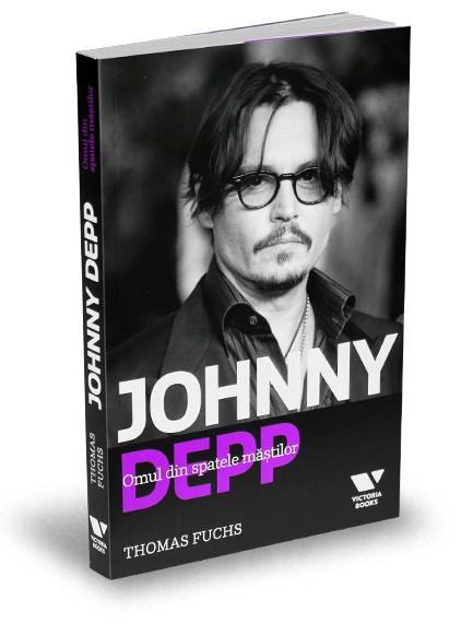 Johnny Depp. Omul din spatele măştilor