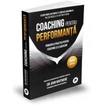 Coaching pentru performanță
