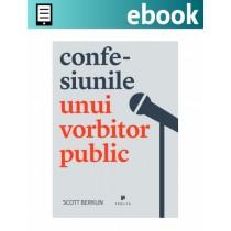 Confesiunile unui vorbitor public e-book