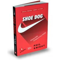 Shoe Dog pentru tinerii cititori
