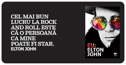 Autobiografia Sir Elton John