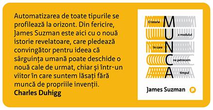 James Suzman Work Munca