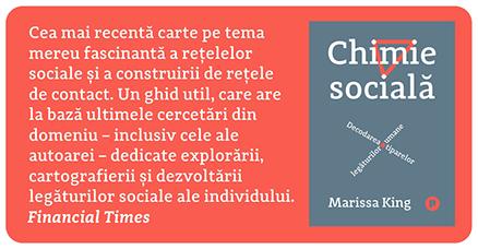 Chimie socială Marissa King
