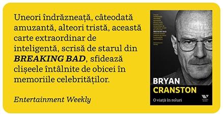 Bryan Cranston O viață în roluri