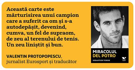 Miracolul Del Potro Sebastian Torok