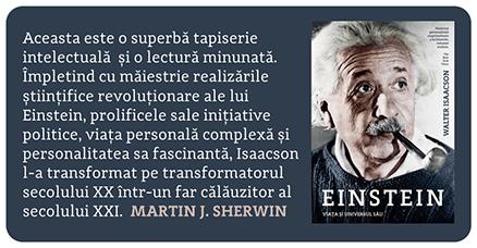 Biografia lui Einstein