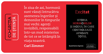 Excitat Istoria hormonilor de Randi Hutter Epstein