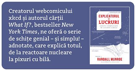 Explicatorul de lucruri Randall Munroe