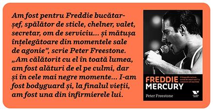 Biografia Freddie Mercury