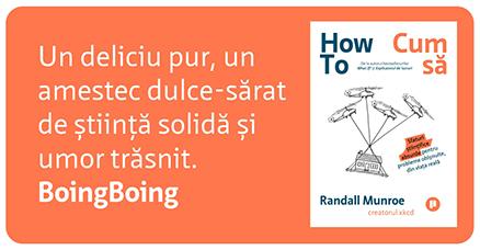 Randall Munroe How to Cum să
