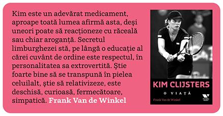 Biografia Kim Clijsters