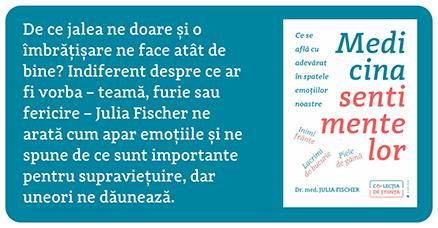 Medicina sentimentelor de Julia Fischer