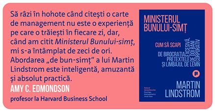 Ministerul Bunului-simt de Martin Lindstrom