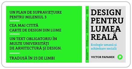 Design pentru lumea reala Victor Papanek